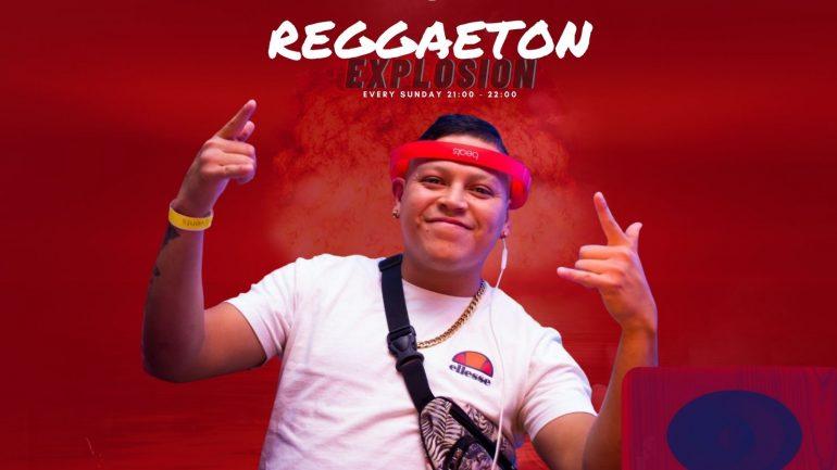 cover reggaeton explosion